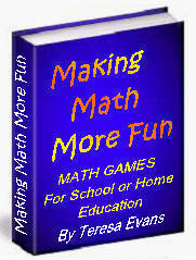 fun math game book